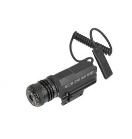 WE Tech Green laser with remote switch - BK