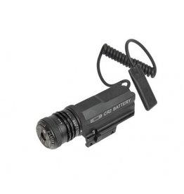 WE Tech Laser vert avec interrupteur à distance - BK