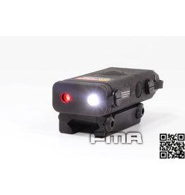FMA PEQ10 light laser module - BK