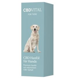 CBD Vital CBD Premium Hemp Oil for Dogs - 420mg per 10ml