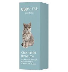 CBD Vital CBD Premium Hemp Oil for Cats - 210mg per 10ml