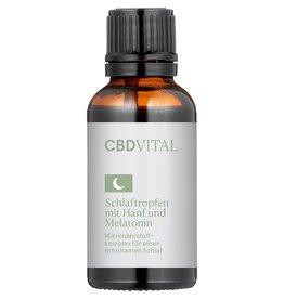 CBD Vital CBD Sleep Drops - 30ml