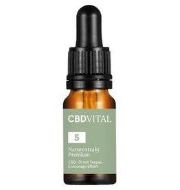 CBD Vital CBD natural extract premium 5%