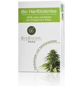 BioBloom HANFBLÜTENTEE Teebeutel