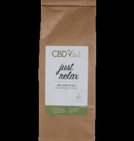 CBD Vital CBD hemp flower tea organic 1.9% - just relax