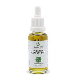 CannAustria Premium hemp extract for dogs 5%