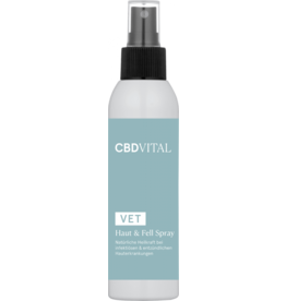 CBD Vital Skin and Fur Spray (150 ml)
