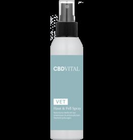 CBD Vital Spray pour la peau et la fourrure (150 ml)