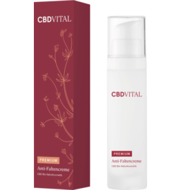 CBD Vital Anti wrinkle cream