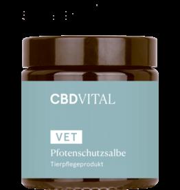 CBD Vital Pommade de protection des pattes (90 g)