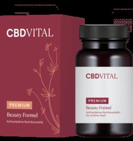 CBD Vital Beauty Formel (60 Kapseln)