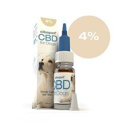 CIBAPET Huile de CBD pour chiens 4%