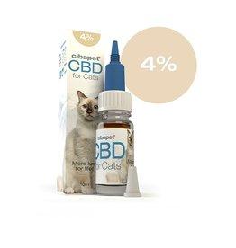 CIBAPET Huile de CBD pour chats 4%