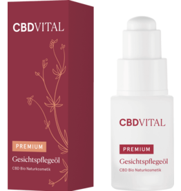 CBD Vital Premium facial care oil