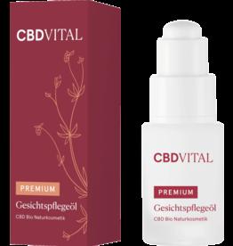 CBD Vital Premium Gesichtspflegeöl