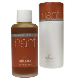 Hanf & Natur Hemp body oil -building- 100ml