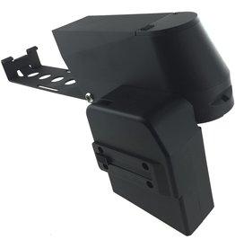 Cyma M4 magazine adapter for P90 AEG 1,500 BBs - BK
