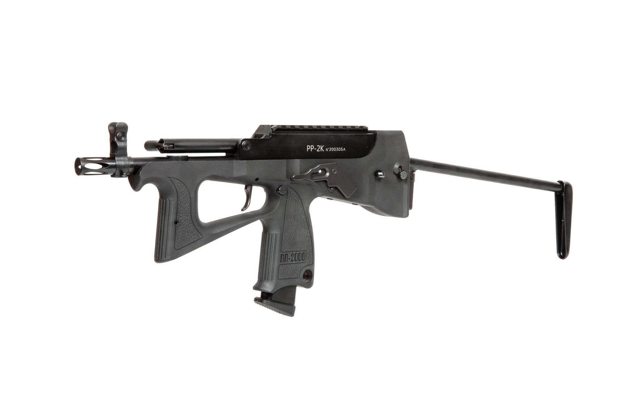 Modify Russian PP-2K SMG GBB 1.20 joules - BK