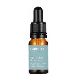 VITADOL CBD Vital - huile de chanvre pour chats 2.1%