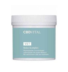 VITADOL CBD Vital - Complexe VET Relax avec 120 mg de CBD