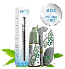 VITADOL EOS starter set Vape Pen 320 mAh + EDGE CBD 250 mg