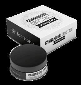 HARMONY Cristaux de CBD purs 500 mg