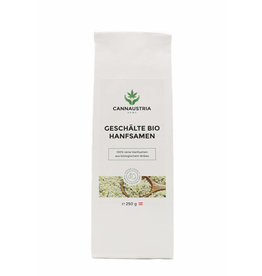 CannAustria Organic hemp seeds peeled & ready to eat (250 g)