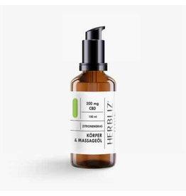 VITADOL Herbliz – CBD Körper & Massageöl mit 3 %