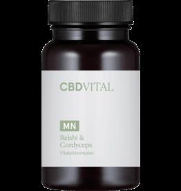 CBD Vital Reishi & Cordyceps (60 Kapseln)