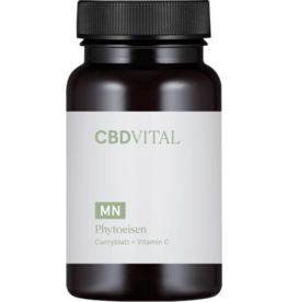 CBD Vital Phytoeisen (60 Kapseln)