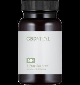 CBD Vital B-Komplex forte (60 Kapseln)