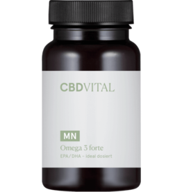 CBD Vital OMEGA 3 FORTE (60 capsules)