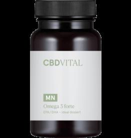 CBD Vital OMEGA 3 FORTE (60 Kapseln)