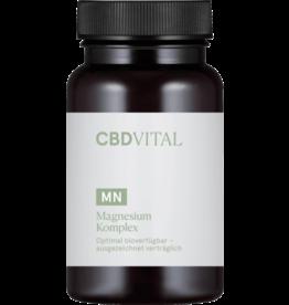 CBD Vital MAGNESIUM Komplex (60 Kapseln)