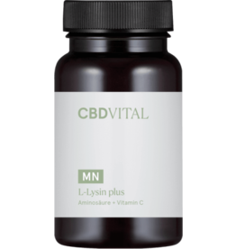 CBD Vital L-Lysin Plus (60 Kapseln)