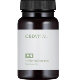 CBD Vital Hyaluronsäure plus (60 Kapseln)