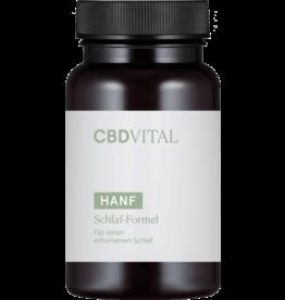 CBD Vital Hanf Schlaf-Formel (60 Kapseln)