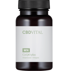 CBD Vital Coenzyme Q10 Plus