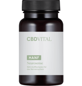 CBD Vital Hanf Neurosense (60 Kapseln)