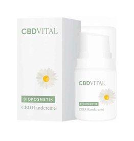 VITADOL VITAL - Crème pour les mains CBD à 1%