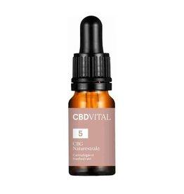VITADOL VITAL - extrait naturel d'huile CBG bio 5%