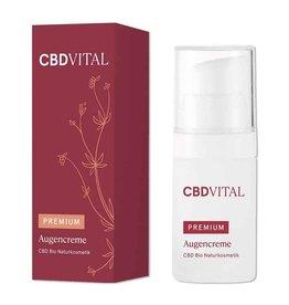 VITADOL VITAL – Premium CBD Augencreme 15 ml