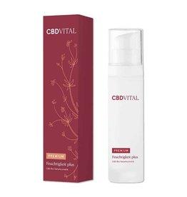 VITADOL VITAL – CBD Premium Feuchtigkeit Creme plus mit – 50 ml