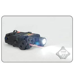 FMA Version de mise à niveau AN-PEQ15 - Module LR rouge laser lumineux 3 en 1 - BK