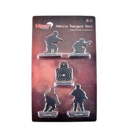 Viper Soldier Micro Target - Metal