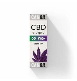CanOil CBD E-Liquid O.G. Kush 200 mg CBD - 10 ml