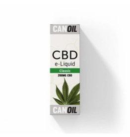 CanOil CBD E-Liquid Classic 200 mg -10ml