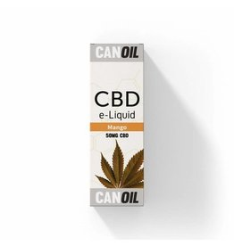 CanOil CBD E-Liquid Mango 100 mg - 10ml