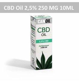 CanOil Full Spectrum CBD Hanfsamenöl 2,5% - 10ml