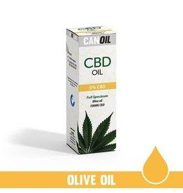 CanOil Full Spectrum CBD Hemp Seed Oil 5% - 10ml